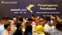 Baru 24 Ribu Orang di Bali yang Ikut Tax Amnesty