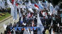 Gelar Aksi saat May Day, Buruh Minta Outsourcing Dihapuskan