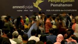 Dana Tebusan Tax Amnesty Terbesar dari Jakarta Rp 39,76 T