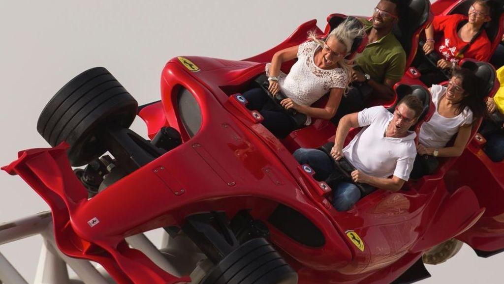 Berani? 5 Roller Coaster Paling Ekstrem di Asia