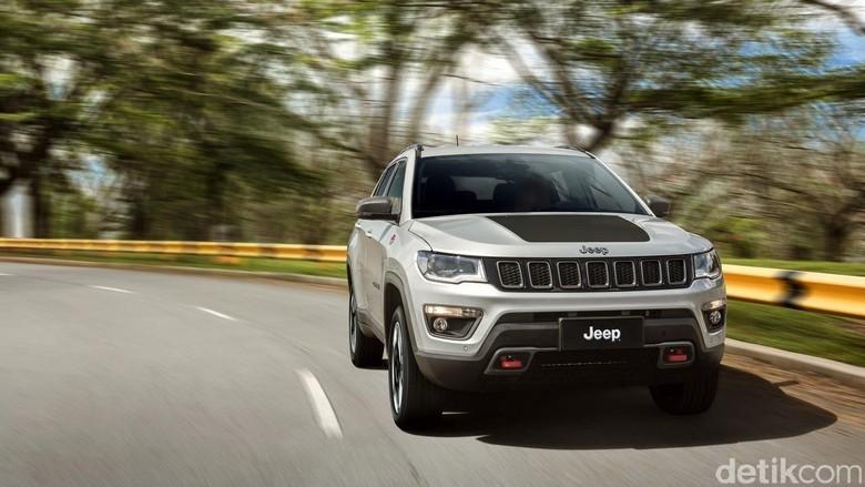 Jeep Compass Datang ke Indonesia Semester 2