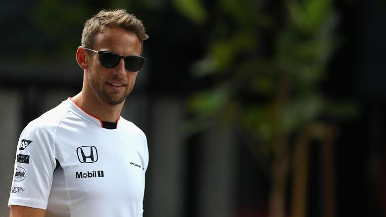 Button Akan Gantikan Alonso di GP Monako