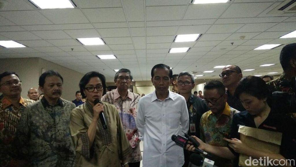 Jokowi Bentuk Satgas Tax Amnesty