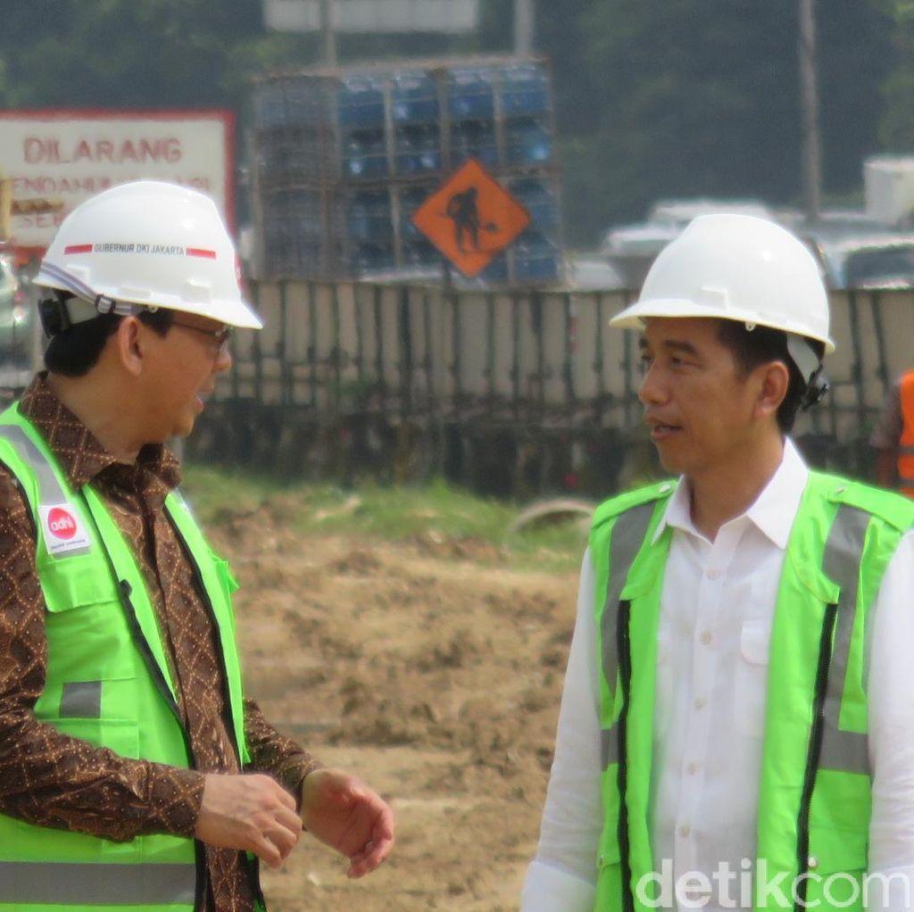 Ahok Jadi Menteri? Jokowi: Dia Masih Gubernur Sampai Oktober 2016