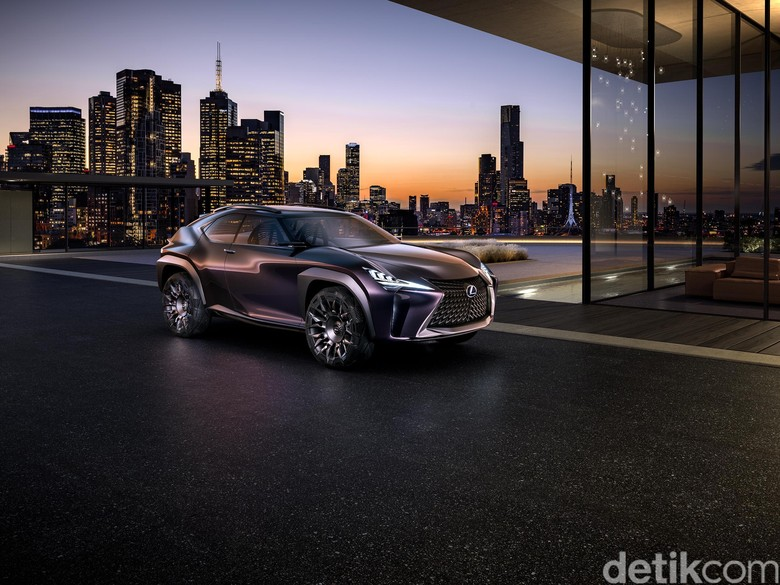 Lexus Siapkan SUV RX 7 Penumpang