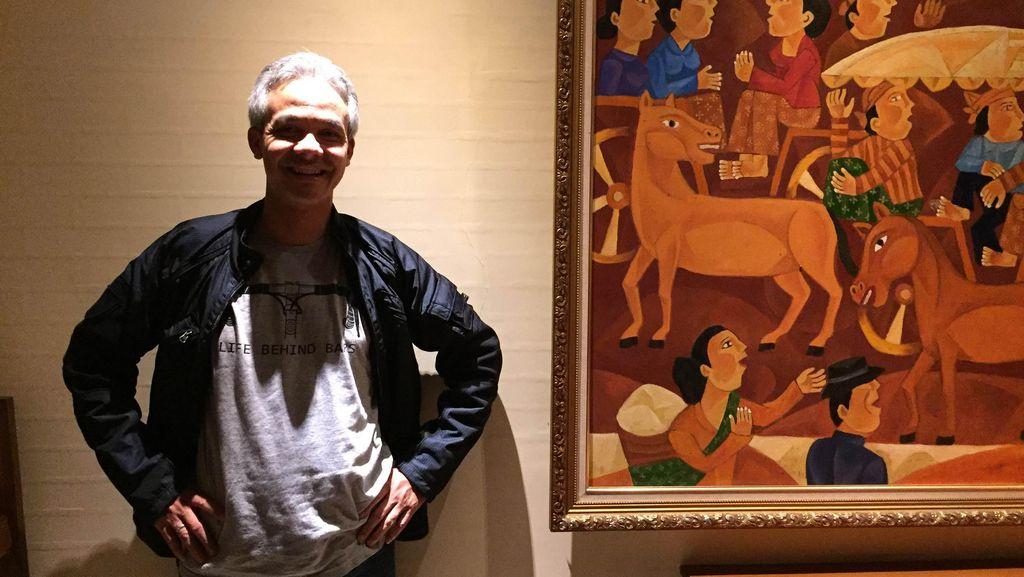 Ganjar: Jaga Perilaku di Medsos, Mari Tabayyun untuk Indonesia