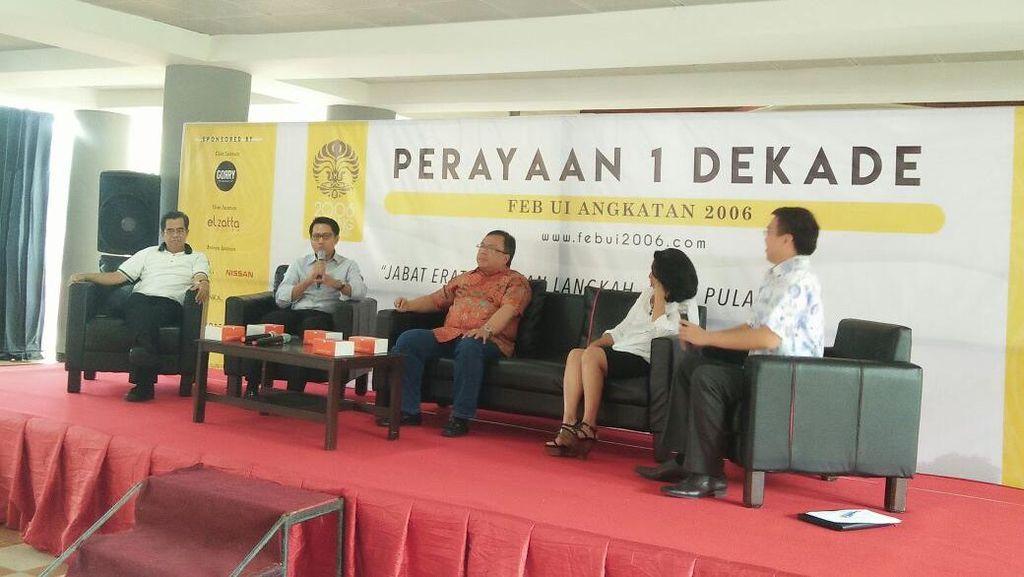 Di Depan Alumni UI, Bambang: Saya Mimpi Jadi Kepala Bappenas Sejak Dulu