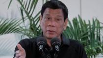 Pesan Duterte ke Teroris: Saya Akan Makan Anda!