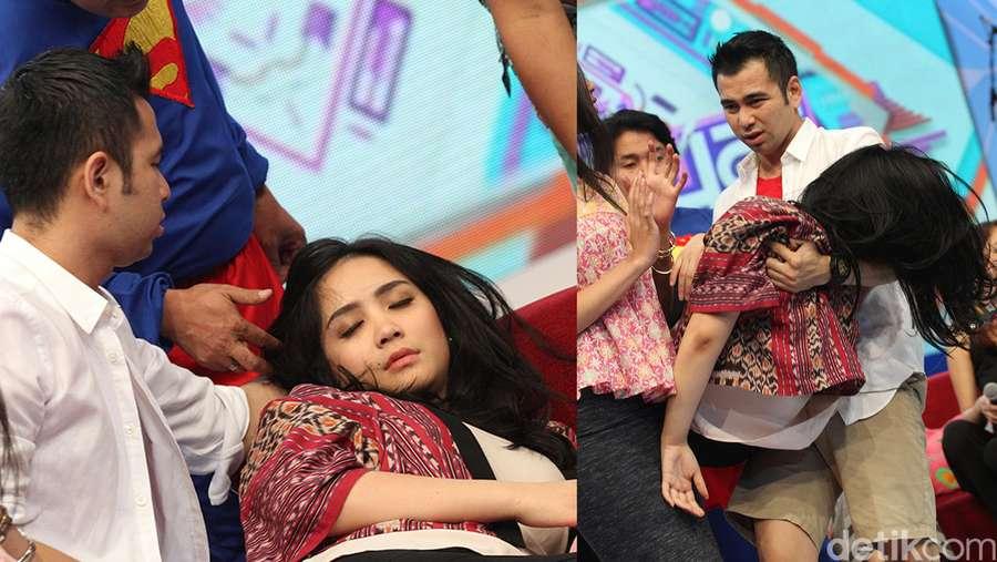 Throwback Moment! Masa-masa Kasmaran Raffi Ahmad dan Nagita Slavina