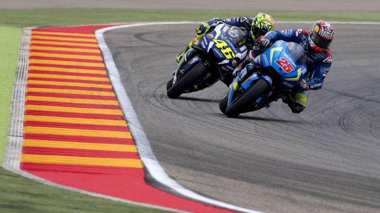 Vinales soal Rossi dan Harapannya soal Persaingan MotoGP Musim Ini