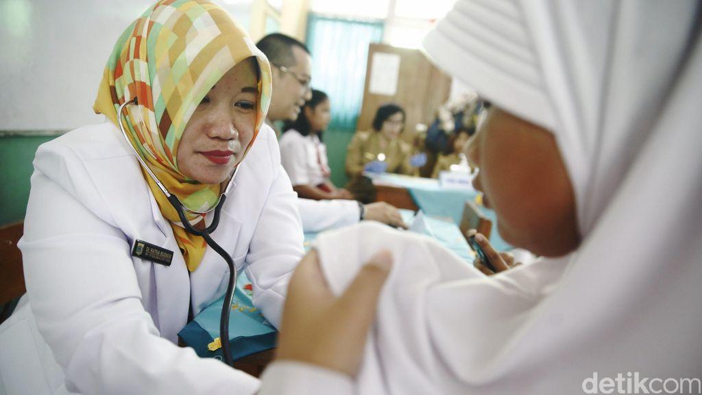 Per Agustus, Jawa Timur Ikut Galakkan Imunisasi Campak-Rubella