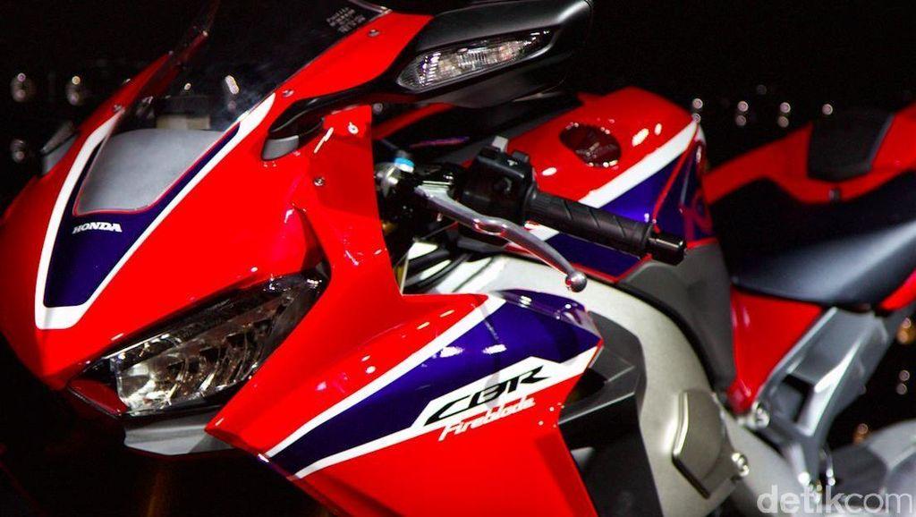 Honda Bawa 30 Motor, Salah Satunya CBR1000RR Fireblade