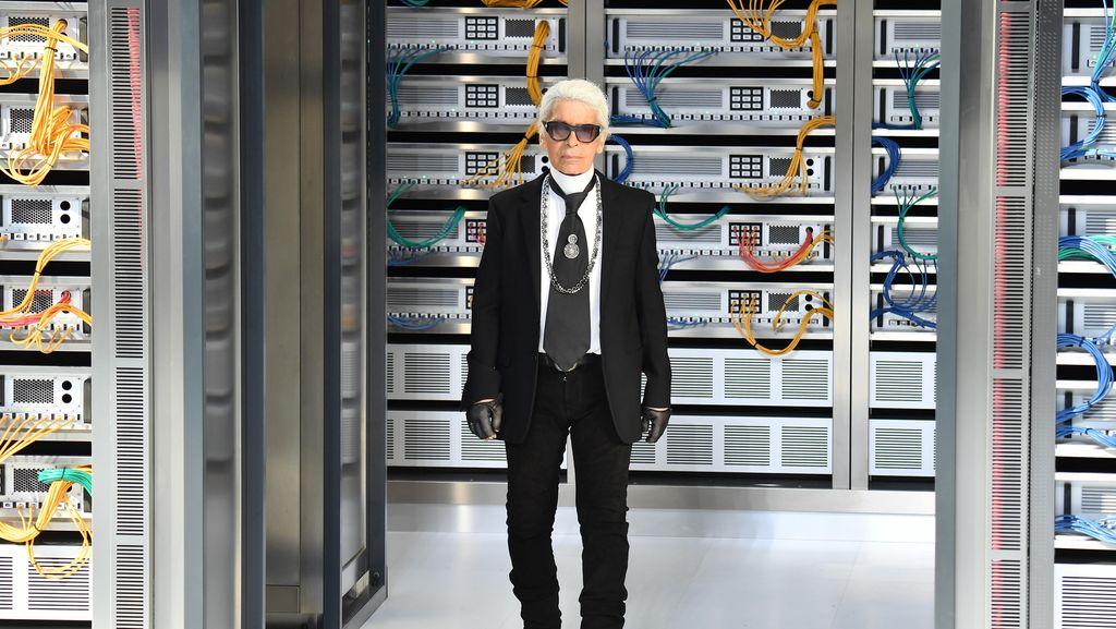 Karl Lagerfeld Siap Mendirikan Hotel Mewah dengan Desain Stylish