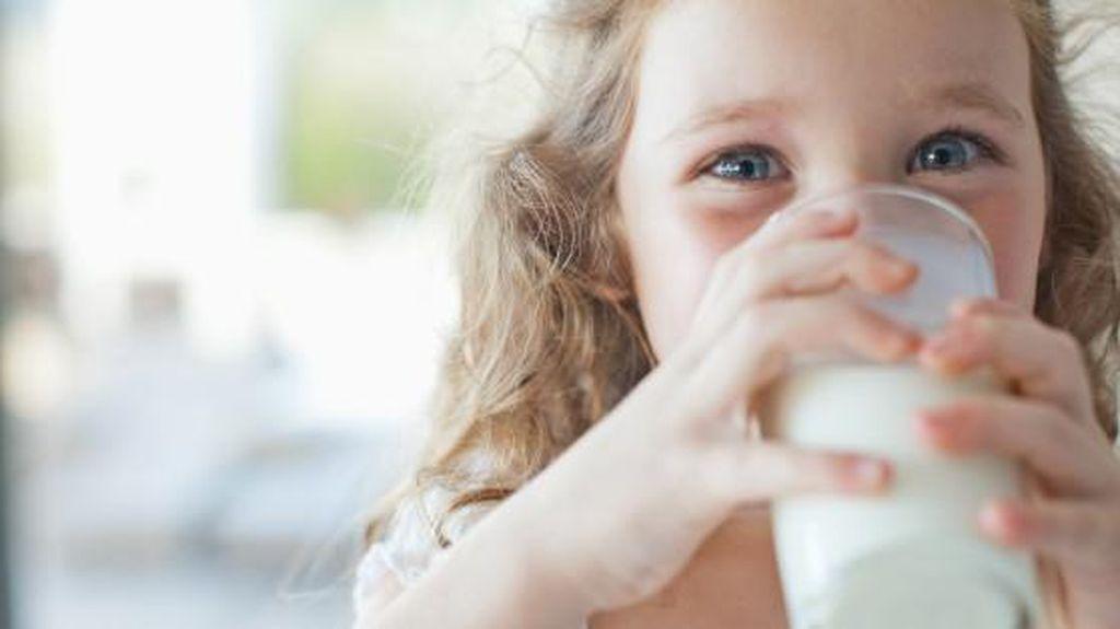 Ini Kata Dokter Gizi Terkait Susu untuk Mendongkrak Berat Badan Balita