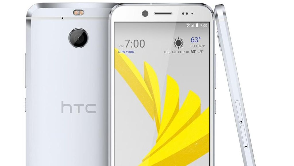 HTC Bolt Resmi Meluncur, Tapi..