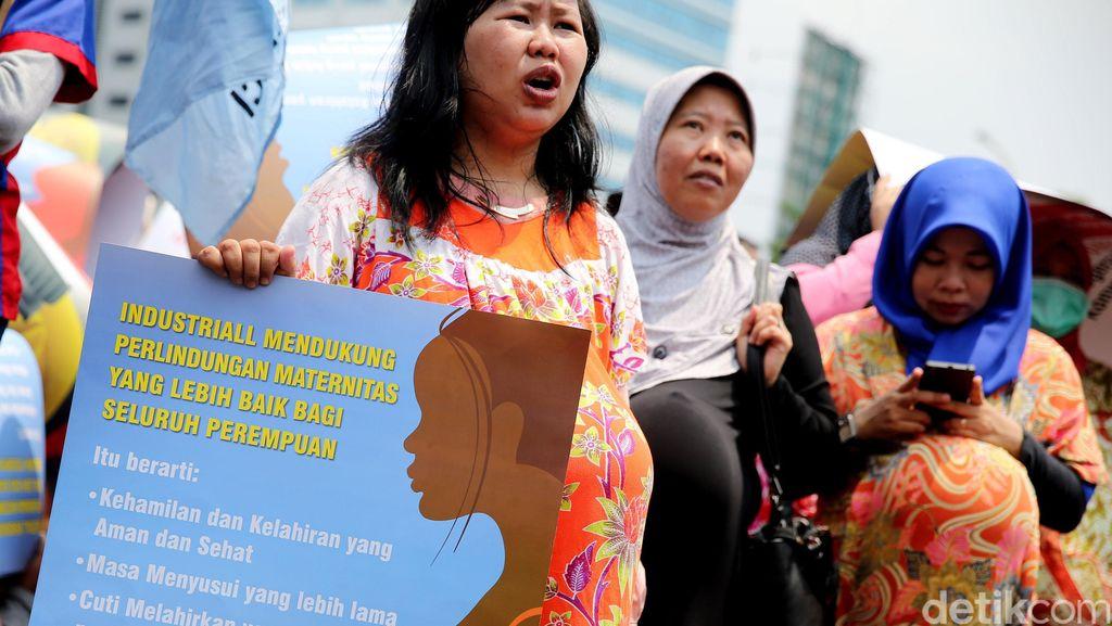 Soroti Catatan Hitam Buruh Perempuan, KAP Ikut Aksi May Day