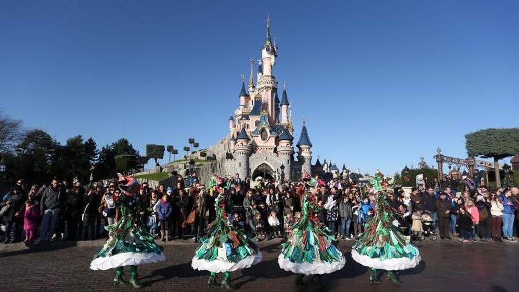Disney: Belum Ada Rencana Bangun Disneyland di Indonesia