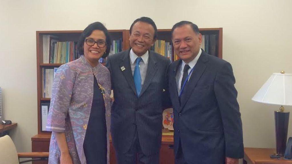 RI-Jepang Perpanjang BSA, Rupiah Lebih Aman dari Gejolak