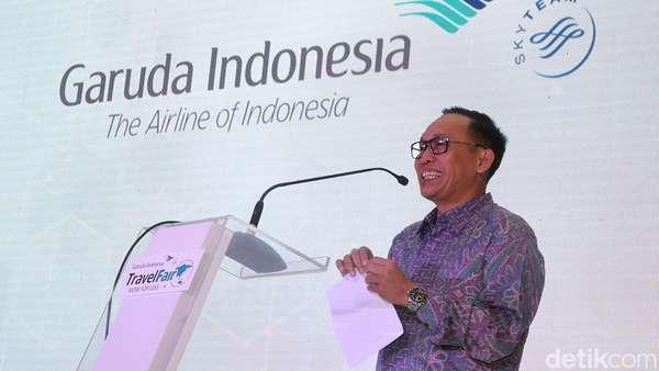 Soal Calon Pengganti CEO Citilink, Ini Penjelasan Dirut Garuda