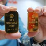 Akhir Pekan, Harga Emas Antam Naik Rp 7.000/Gram