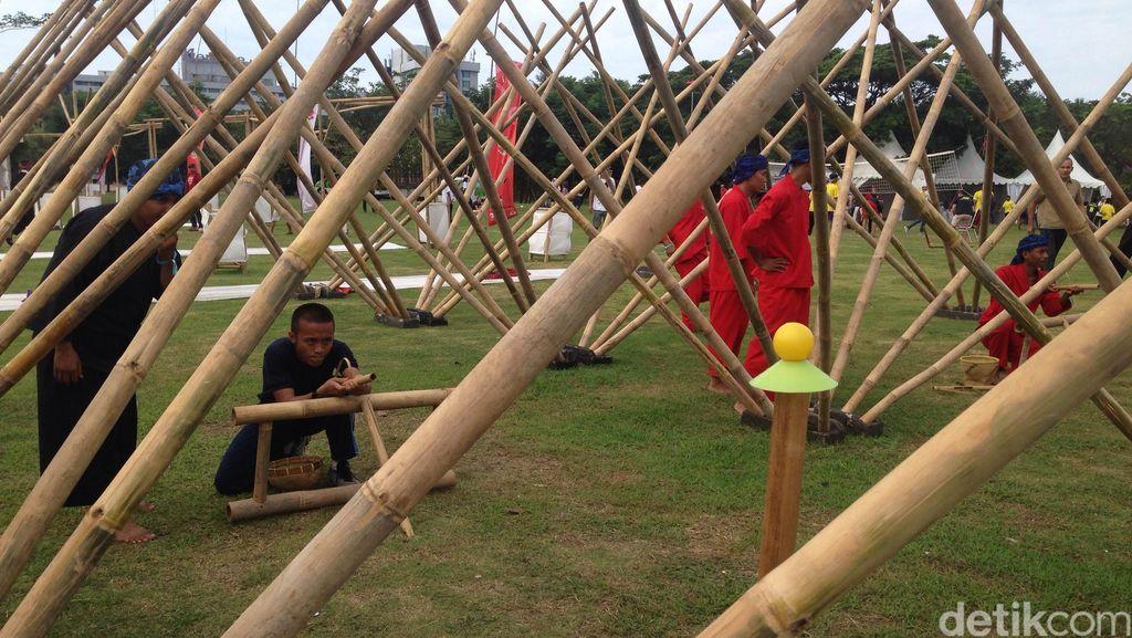 Wahana Dasa Lomba Jadi Pusat Keseruan di Festival Permainan