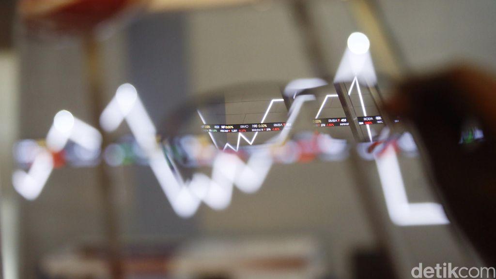 Kapitalisasi Pasar BEI Tembus Rekor di Rp 6.050 Triliun