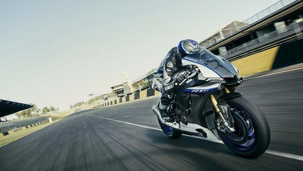 Yamaha Mulai Buka Pemesanan Moge R1M
