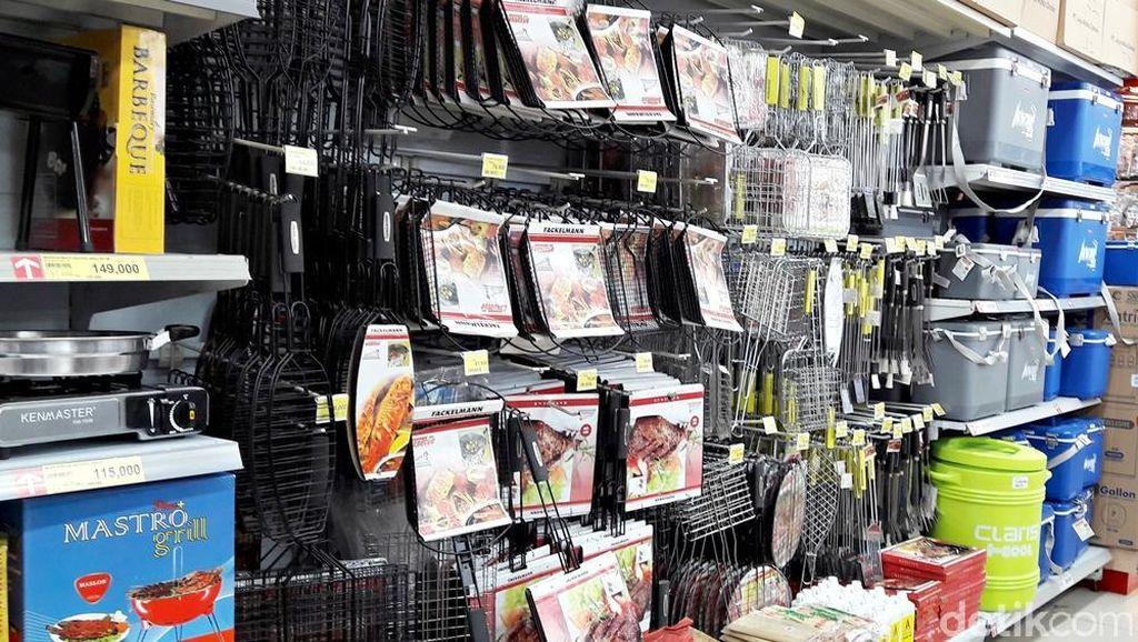 Transmart Carrefour Gelar Promo Kebutuhan Barbeque