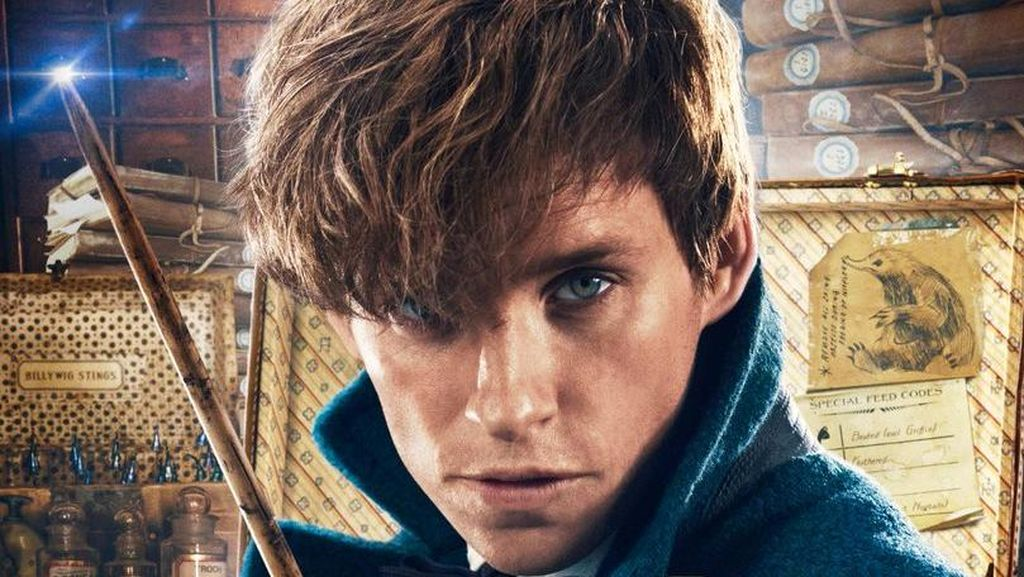 Fantastic Beast and Where to Find Them Perkenalkan Para Karakter Utama