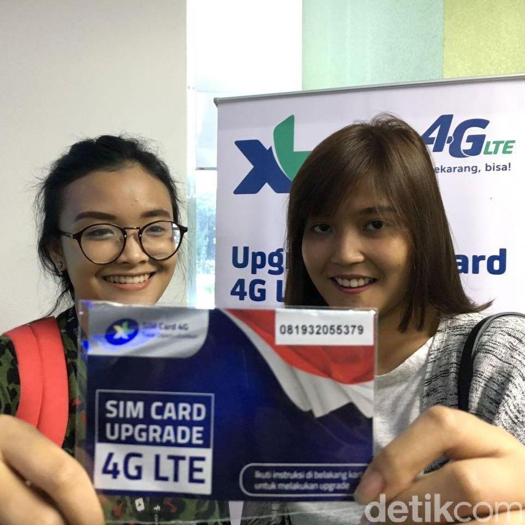 XL Sukses Dongkrak Pendapatan Berkat Agenda 3R