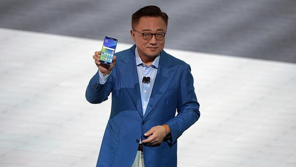 Limbah Galaxy Note 7 Capai 157 Ton, Mau Diapakan?