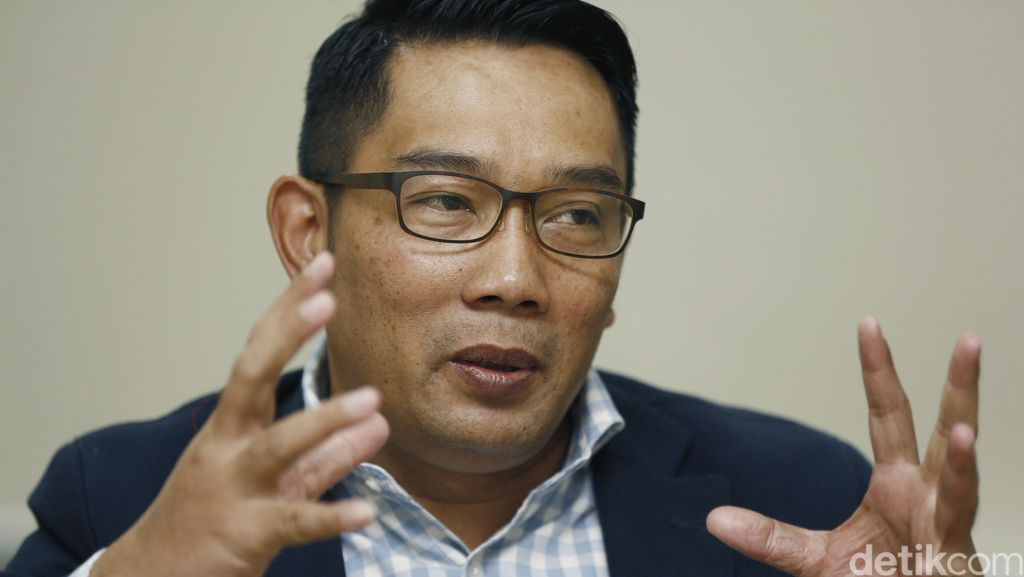 Ridwan Kamil: Smart City Bisa Prediksi Banjir