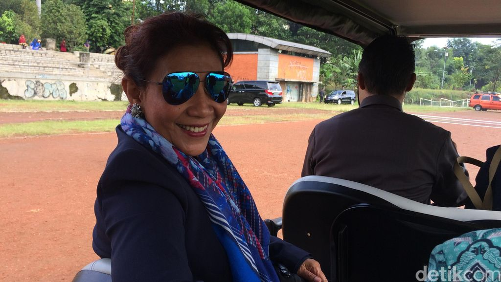 Berharap KPK Sering OTT, Susi: Supaya APBN Aman dari Korupsi