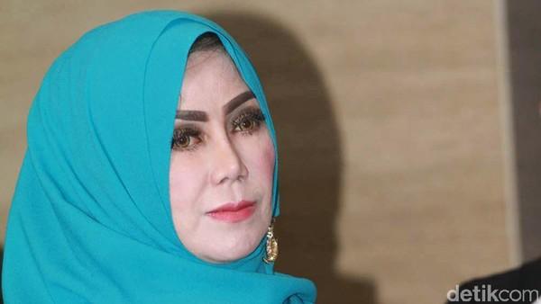 Kata Amy Qanita Soal Hubungannya dengan Keluarga Nagita Slavina