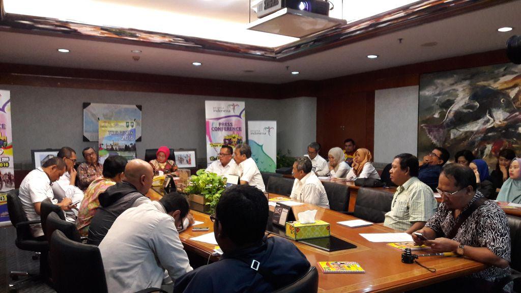 Balap Sepeda Tour de Siak, Event Wisata Seru di Riau Bulan Ini