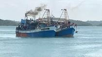 Hingga Maret 2017, Menteri Susi Tangkap 42 Kapal Pencuri Ikan