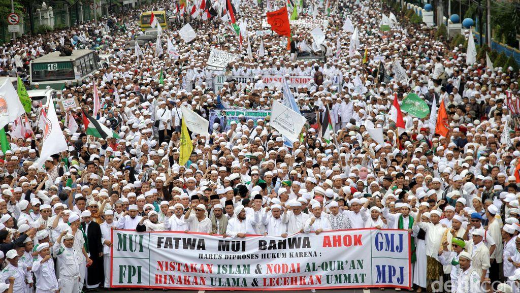 Ada Demo Besar 4 November, Pengusaha Harap Tak Ganggu Kegiatan Ekonomi