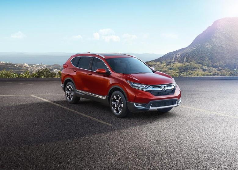 Honda Siap Bawa CR-V Baru 7 Penumpang ke Indonesia?