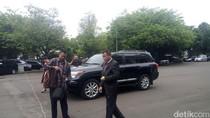 Ke Istana Jelang Pelantikan Menteri ESDM, Jonan: Saya Dipanggil 2 Jam Lalu