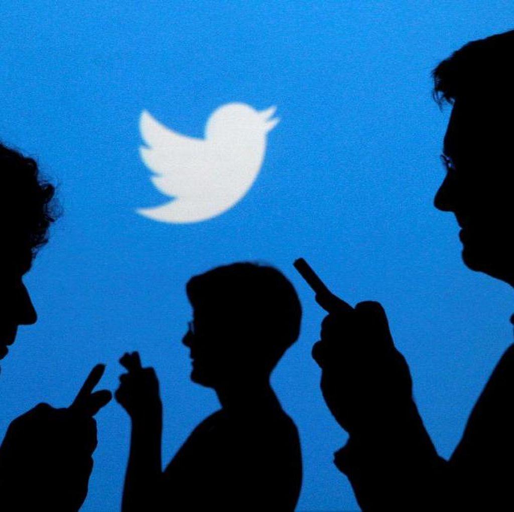 Twitter Dikuasai Hari Raya Idul Fitri