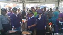 Ratusan Nelayan Banyuwangi Ramaikan Festival Bakar Ikan