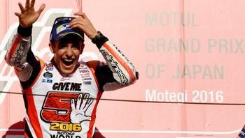 #GiveMe5, Gelar Juara Dunia Kelima Marquez
