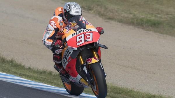 Marquez Juara Dunia MotoGP 2016