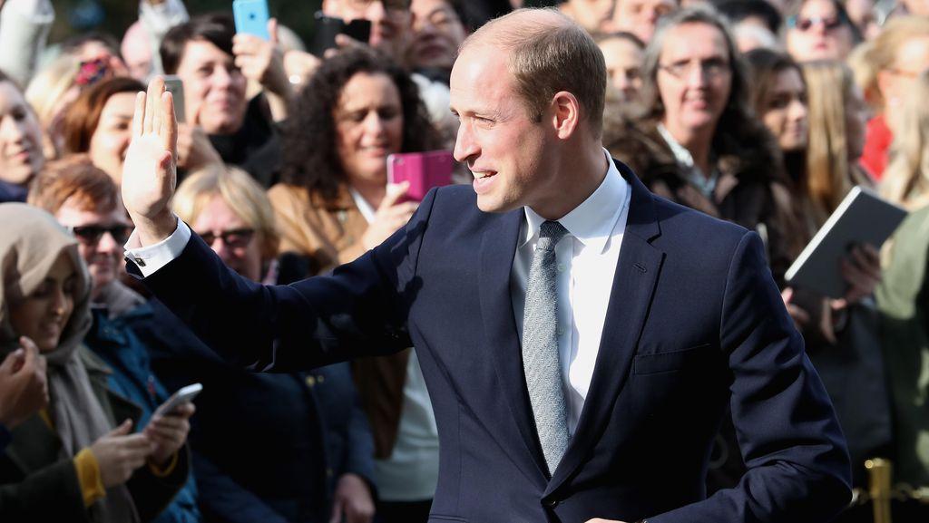 Hampir 20 Tahun Ditinggal Putri Diana, Pangeran William Masih Berduka