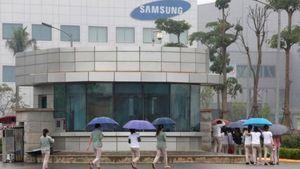 Karyawan Samsung Harap-harap Cemas