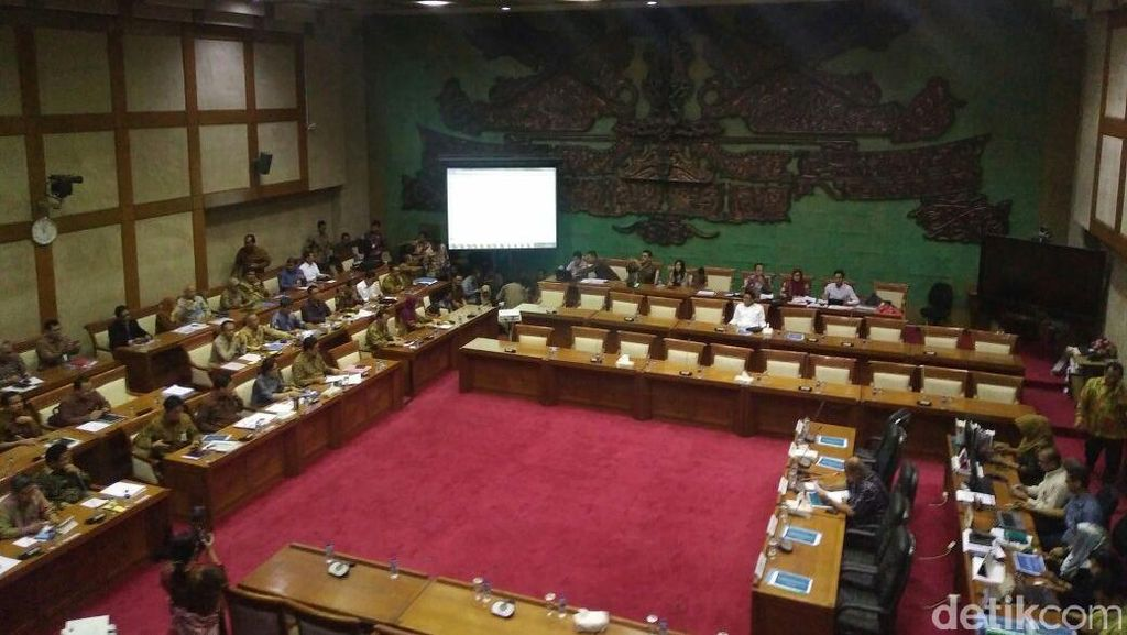 DPR Setujui Anggaran 4 BUMN Kemenkeu Rp 7,2 Triliun di 2017