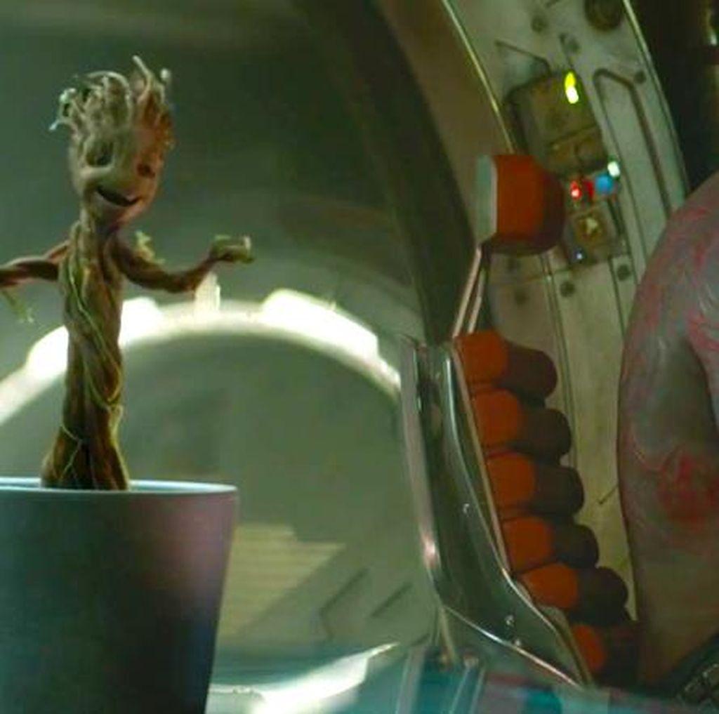 Ini Daftar Lagu Guardian of The Galaxy 2
