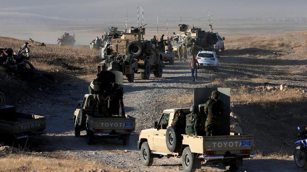 ISIS Eksekusi Mati 15 Warga Sipil di Mosul