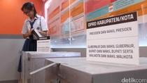 Keponakan BJ Habibie Unggul Versi Real Count KPU Sementara