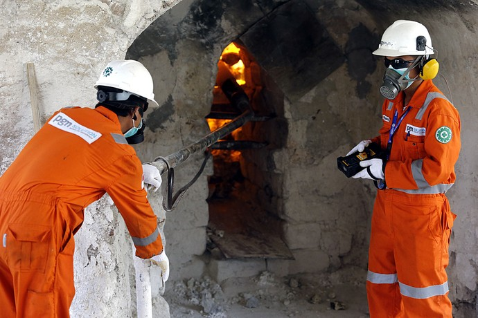 Pakai Gas PGN, Pabrik Kapur dan Genteng Lebih Hemat